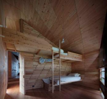 casa de vacanta din lemn din Tasmania