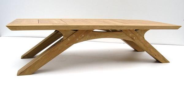 masa de lemn de stejar