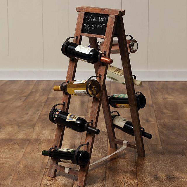 suport pentru sticle - Vernisaj de pictura