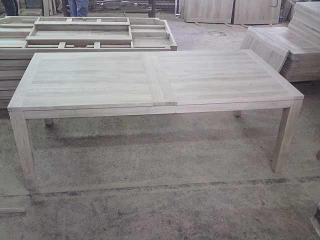 masa extensibila - Imagini din fabrica de mobila