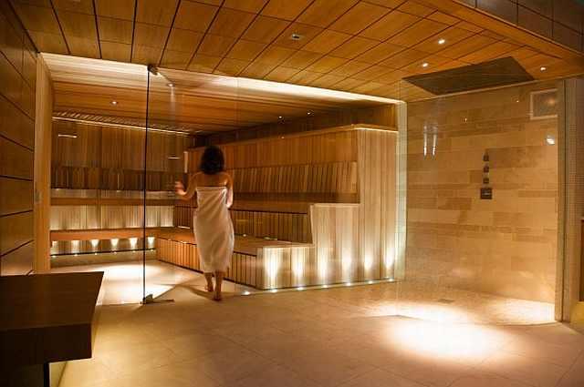 sauna lemn - sauna finlandeza