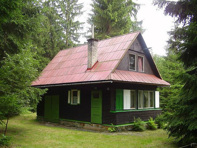 cabana de munte