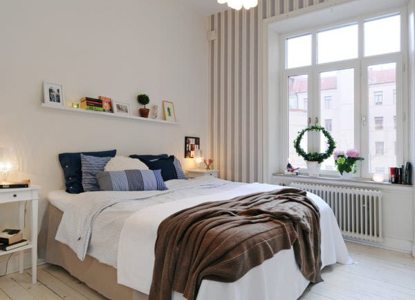 dormitor clasic scandinav