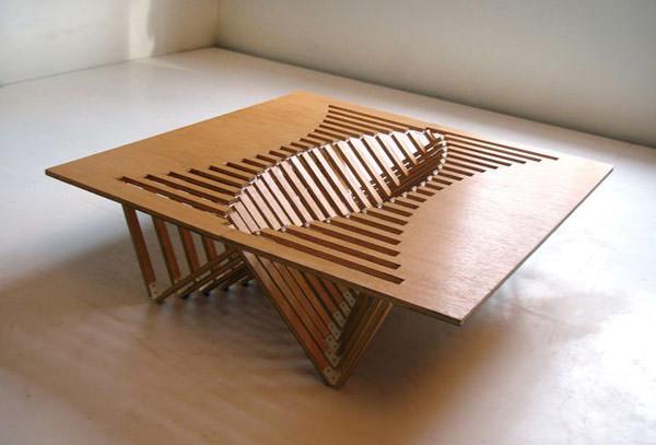 masa ingenioasa Rising Table