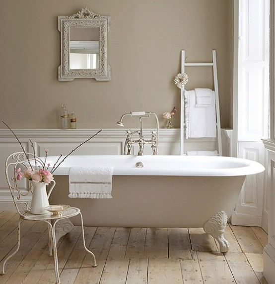 baie cu design feminin