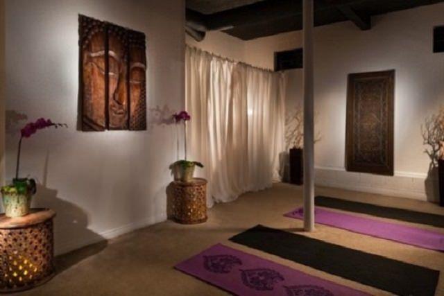 camera minimalista pentru meditat camera de meditatii