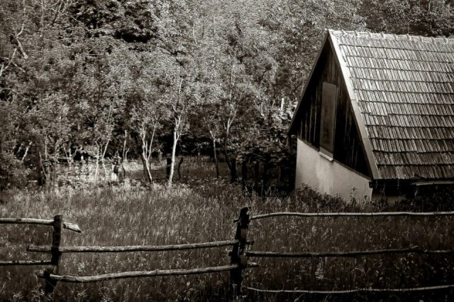 poze vechi alb negru