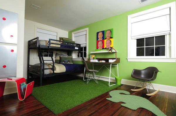 design interior pentru copii - camere moderne