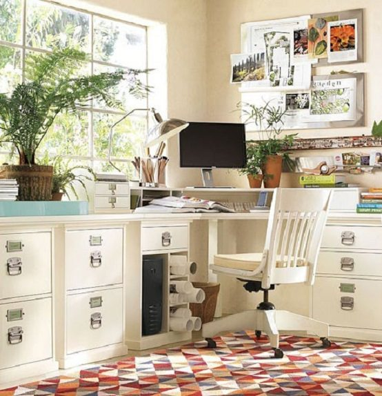 birou modern pentru femei