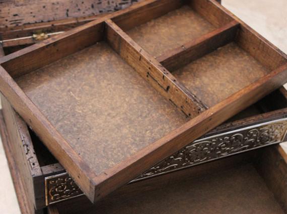 cutie de lemn