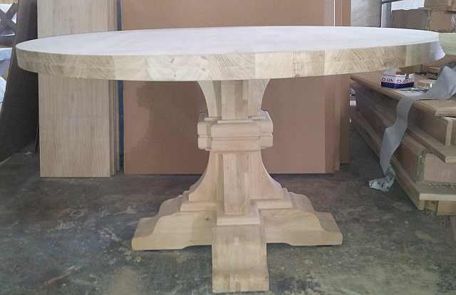 masa de sufragerie cu 6 scaune - lemn masiv de stejar