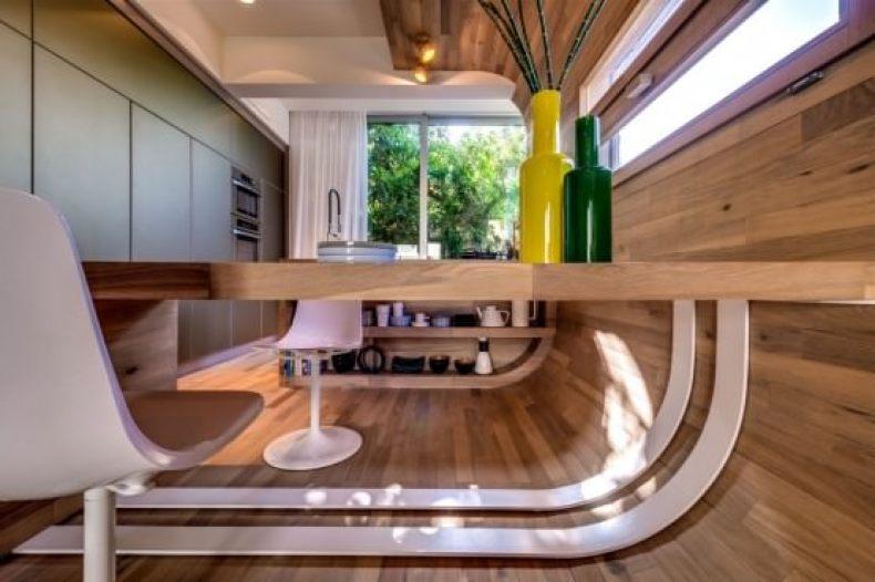 bucatarie din lemn