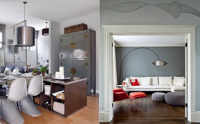 Nuante diverse culoarea gri in casa ta