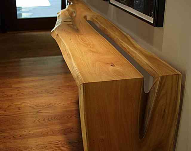 lemn de salcam