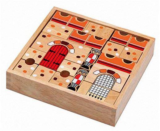 Jucării din lemn Lanka Kade