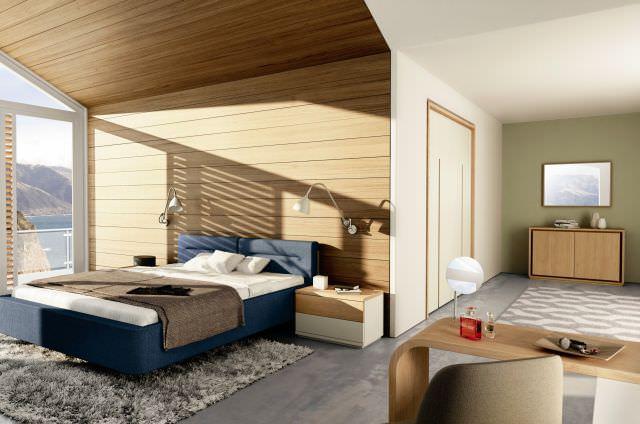 lemn masiv si MDF design german