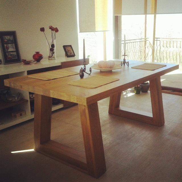 Masa din lemn Georgia