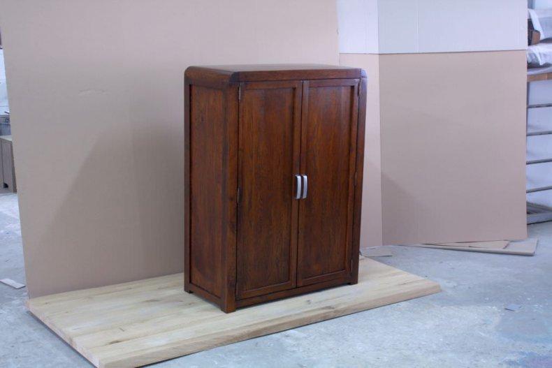 mobila din lemn masiv - Dulapior de pantofi