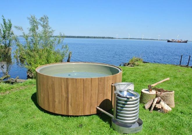 piscină incalzita