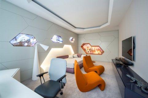 design interior modern Moscova