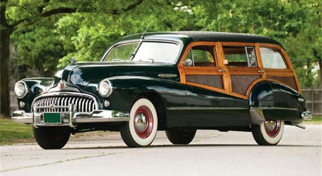 Buick Woody Wagon
