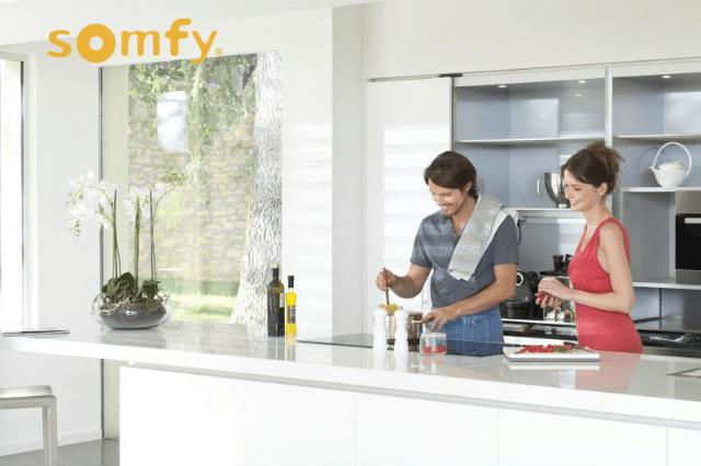 Somfy Romania - casa inteligenta