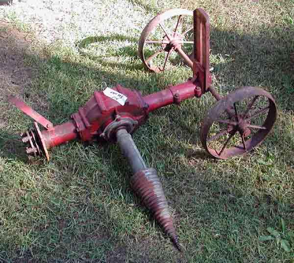 priza de putere - utilaje pentru tractor