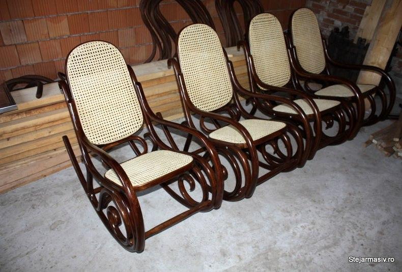 mobila din lemn curbat - atelier