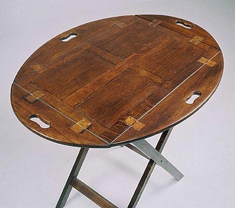 mobila din lemn masiv - mic mobilier