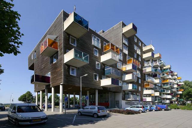 arhitectura urbana - WoZoCo