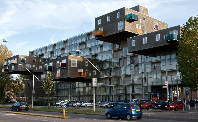 arhitectura urbana