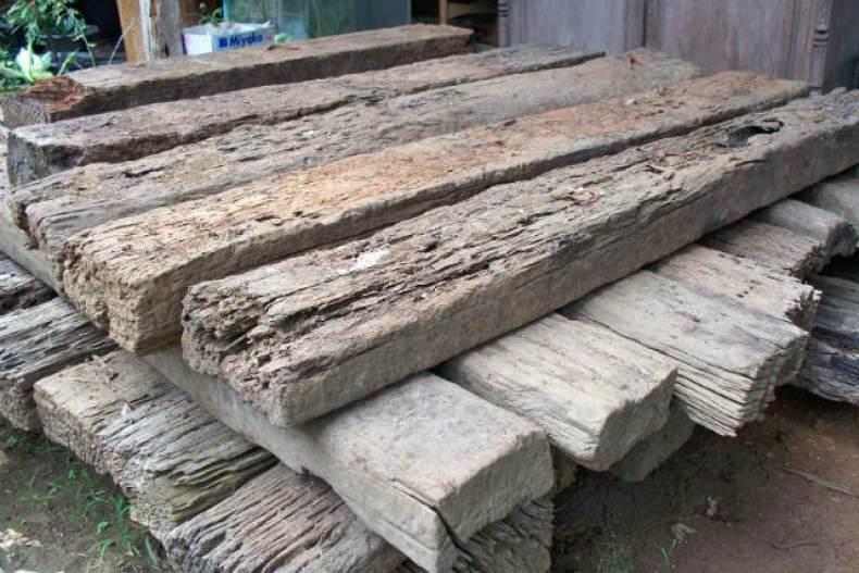 peisagistica traverse de lemn