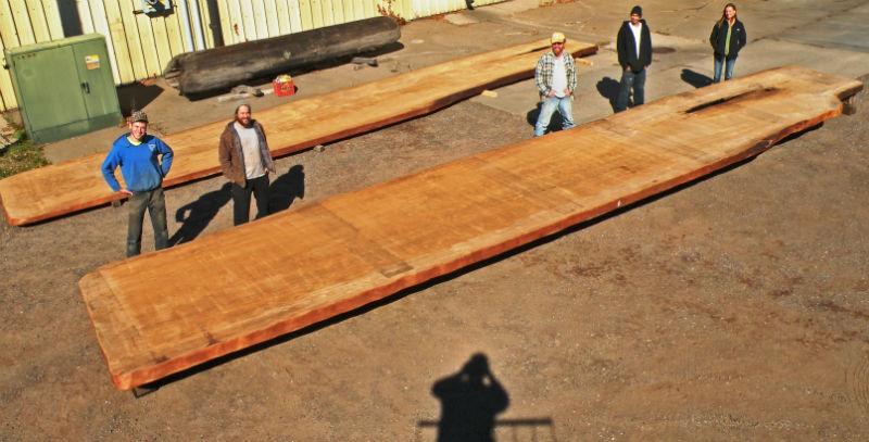 scandura de lemn