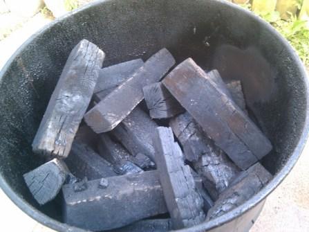 lemn de foc - carbune
