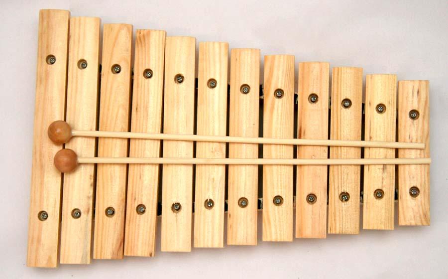 sunetul lemnului