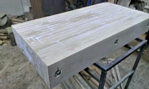 tocatoare  de lemn