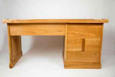 birou din stejar masiv