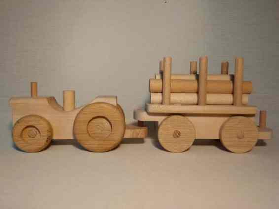 jucarii din lemn