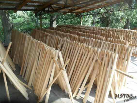 cozi din lemn