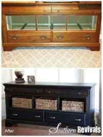 mobilier vechi reconditionat