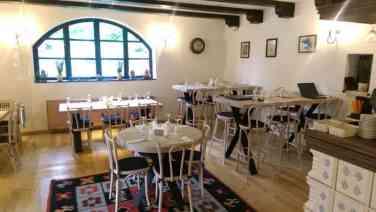 Casa de ceai a Reginei Maria de la Castelul Bran