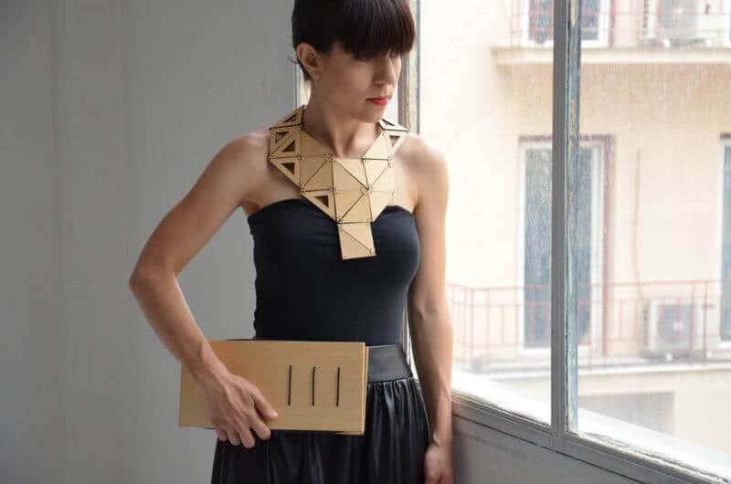 lemnul in moda
