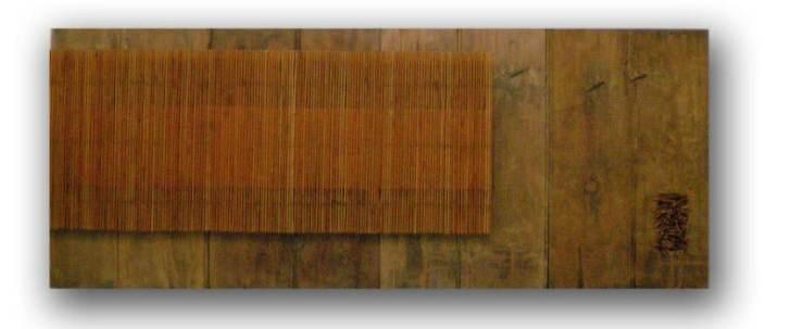 arta din lemn - decor