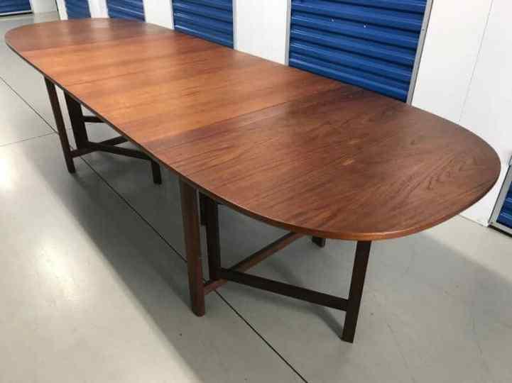 Bruno Mathsson Maria Table
