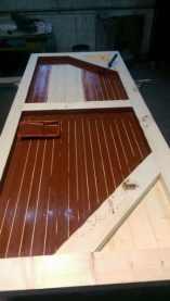 porti din lemn obloane case de lemn