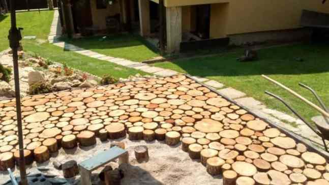 pardoseli din lemn cubic