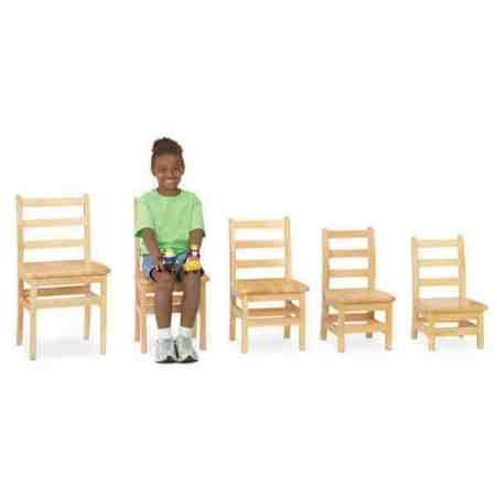 scaun cu spatar tip scara