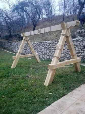 leagan din lemn