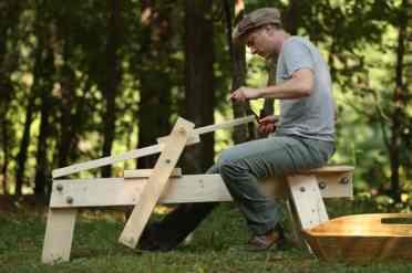 calul si magarul în prelucrarea lemnului