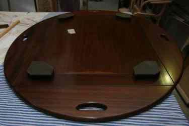 buttler tray pentru ambasada dupa restaurare